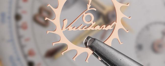 Micro découpe Laser de Haute précision pour horlogerie